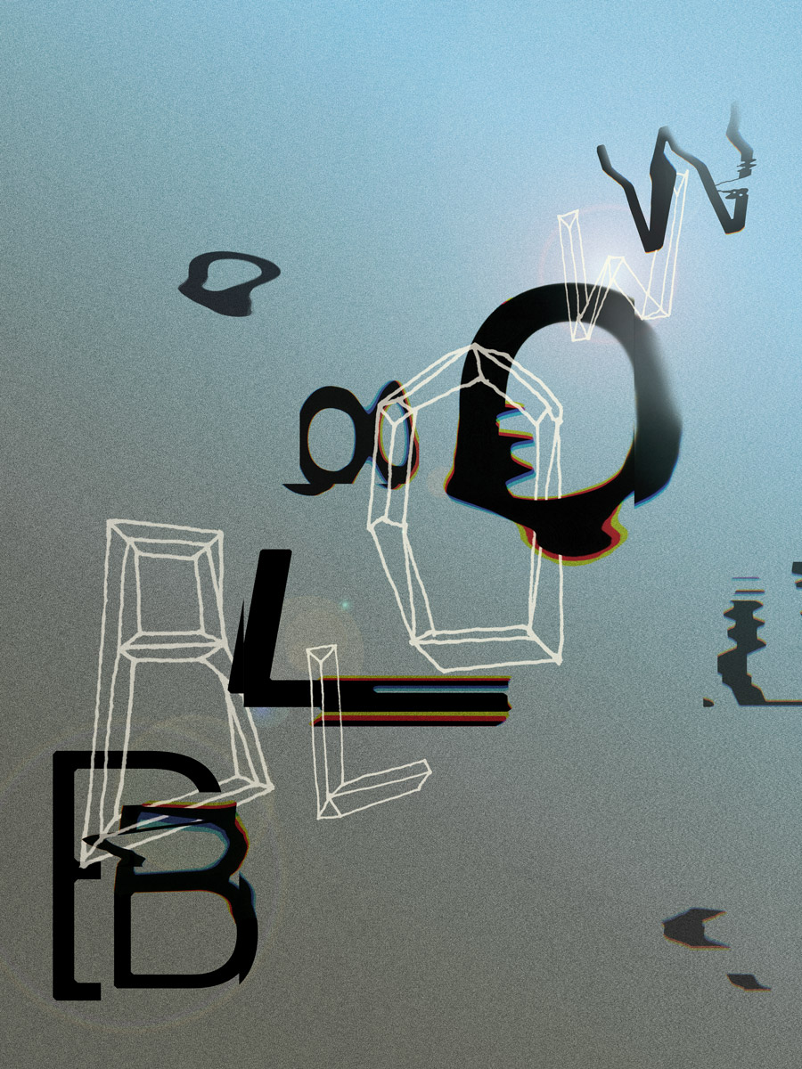 Word Poster - Blow