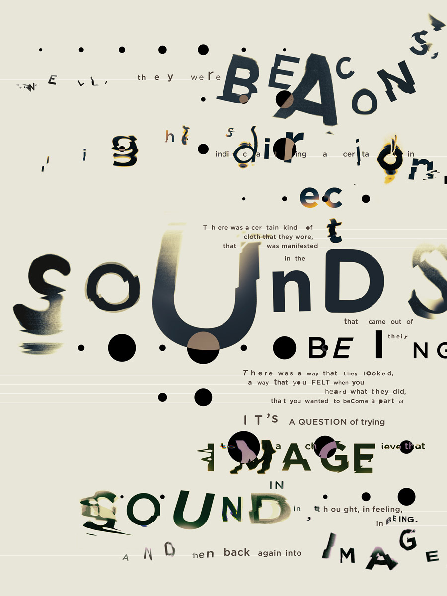 Paragraph Jazz Poster