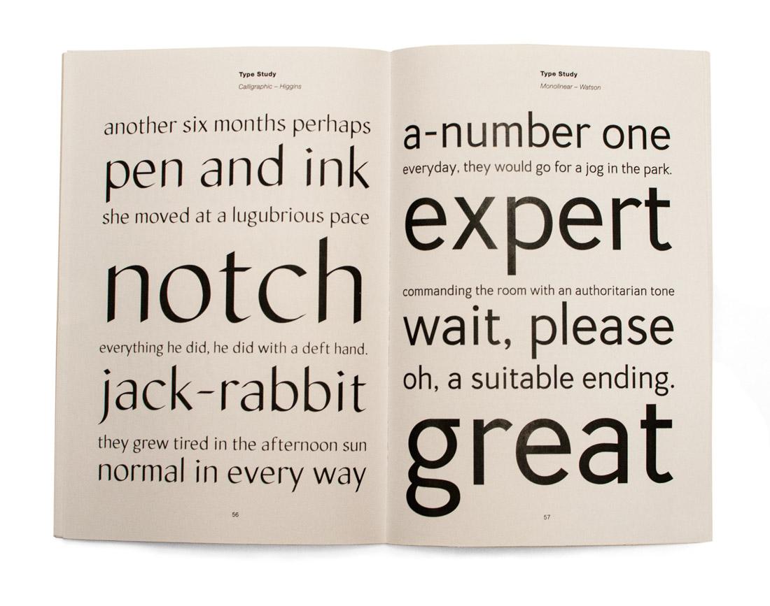 Type-studies