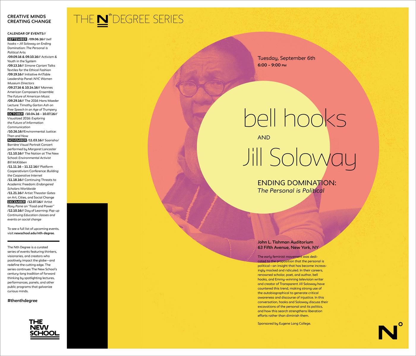 bell hooks poster